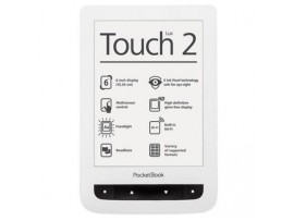 Электронная книга PocketBook 626 Touch Lux2, белый (PB626-D-CIS)