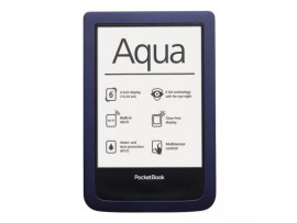 Электронная книга PocketBook 640 Aqua (PB640-B-CIS)
