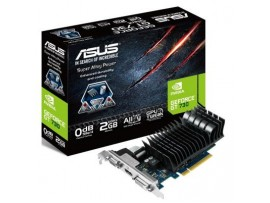Видеокарта ASUS GeForce GT730 2048Mb Silent (GT730-SL-2GD3-BRK)