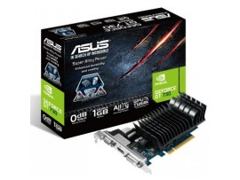 Видеокарта GeForce GT730 1024Mb ASUS (GT730-SL-1GD3-BRK)