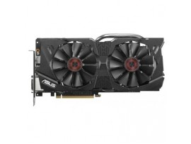 Видеокарта ASUS GeForce GTX970 4096Mb STRIX DC2 OC (STRIX-GTX970-DC2OC-4GD5)