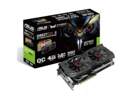 Видеокарта ASUS GeForce GTX980 4096Mb STRIX DC2 OC (STRIX-GTX980-DC2OC-4GD5)