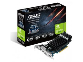 Видеокарта ASUS GeForce GT720 2048Mb Silent (GT720-SL-2GD3-BRK)