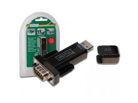 Адаптер USB to RS232 DIGITUS (DA-70156)