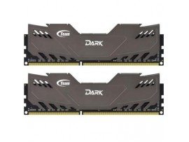 Модуль памяти DDR-3 8GB (2x4GB) 1866 MHz Dark Series Grey Team (TDGED38G1866HC9KDC01)