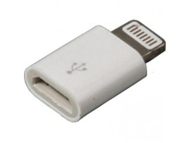 Адаптер Lightning to Micro USB B/F Viewcon (VP 006)