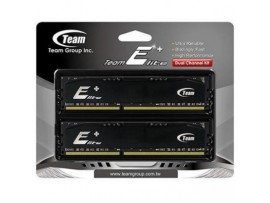 Модуль памяти DDR3 16GB (2x8GB) 1600 MHz Elite Plus Black Team (TPD316G1600HC11DC01)