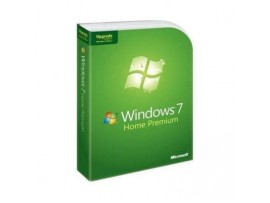 Программная продукция Microsoft Windows 7 Home Premium 32-bit Russian (GFC-02749)