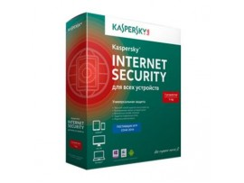 Программная продукция Kaspersky Internet Security 2015 Multi-Device 1 ПК 1 год Base Box (1-Device 1 year)
