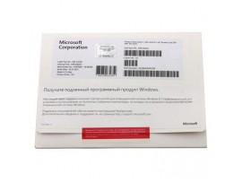 Программная продукция Microsoft Windows 8.1 Professional 32-bit English (FQC-06987)