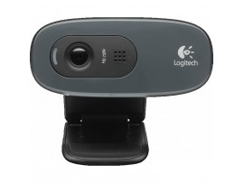 Веб-камера Logitech Webcam C270 HD (960-001063)