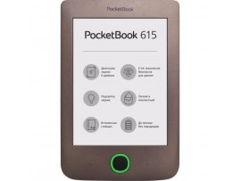 Электронная книга PocketBook Basic 3 Dark Brown (PB615-X-CIS)