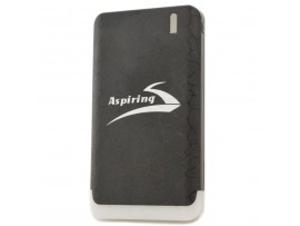 Батарея универсальная Aspiring Light 6  6000mAh, 5V/1A (L60109P)