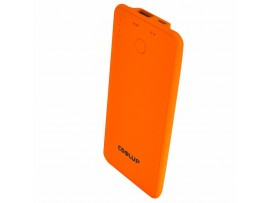 Батарея универсальная CoolUp CU-V6 4000mAh Orange (BAT-CU-V6-OR)
