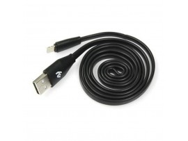 Дата кабель 2E USB 2.0 AM to Lightning 1.0m (2E-CCTI03F-1B)