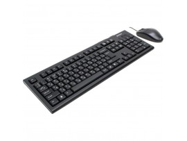 Комплект A4-tech KR-8520D USB Black
