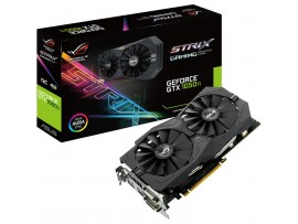 Видеокарта ASUS GeForce GTX1050 2048Mb ROG STRIX OC GAMING (STRIX-GTX1050-O2G-GAMING)