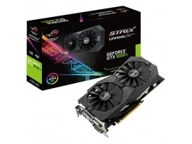 Видеокарта ASUS GeForce GTX1050 Ti 4096Mb ROG STRIX GAMING (STRIX-GTX1050TI-4G-GAMING)