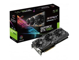 Видеокарта ASUS GeForce GTX1080 Ti 11Gb ROG STRIX GAMING (ROG-STRIX-GTX1080TI-11G-GAMING)
