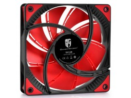 Кулер для корпуса Deepcool GAMER STORM (TF120 Red)